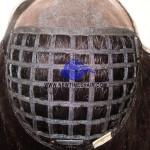 HS17:  Haarintegration Toupet mit Kappe aus Nylon Gummi Netz mit  feinem Mono an der Stirnseite