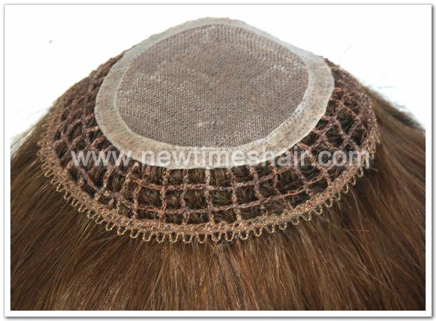 vorbestellen großartiges Aussehen hoch gelobt kundenspezifisch angefertigte Haarintegration für Frauen