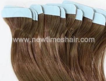 Haarverlängerung Klebestreifen